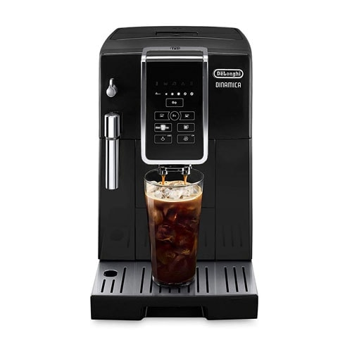 Delonghi ECAM35020B Dinamica TrueBrew Over Ice Fully Automatic