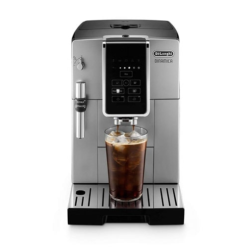 Delonghi ECAM35025SB Dinamica TrueBrew Over Ice Fully Automatic
