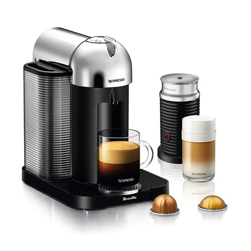 Nespresso Vertuoline Coffee and Espresso Machine By Breville
