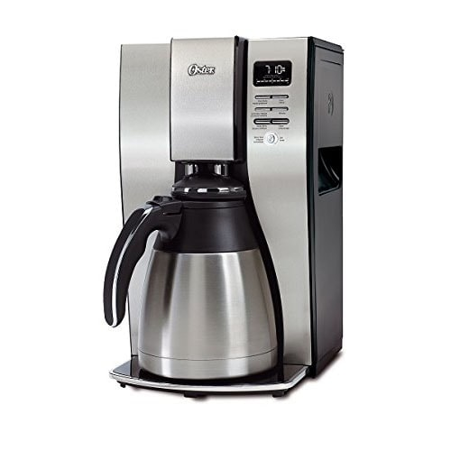 Oster Stainless Steel 10-Cup Thermal Coffee Maker