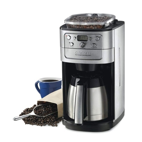 Cuisinart DGB-900BCC Automatic Burr Grind & Brew Thermal