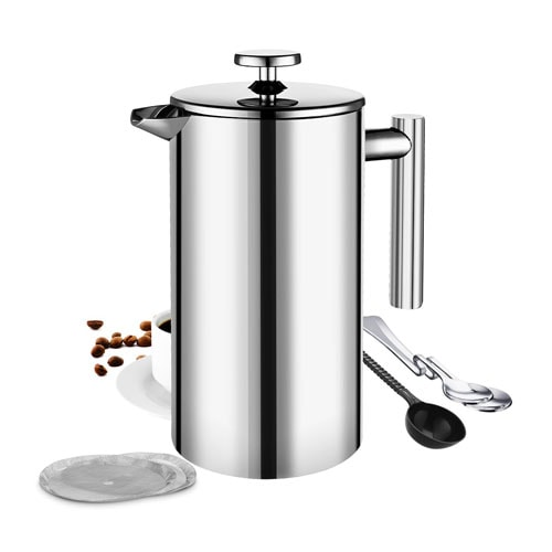 Homitt French Press Coffee Maker