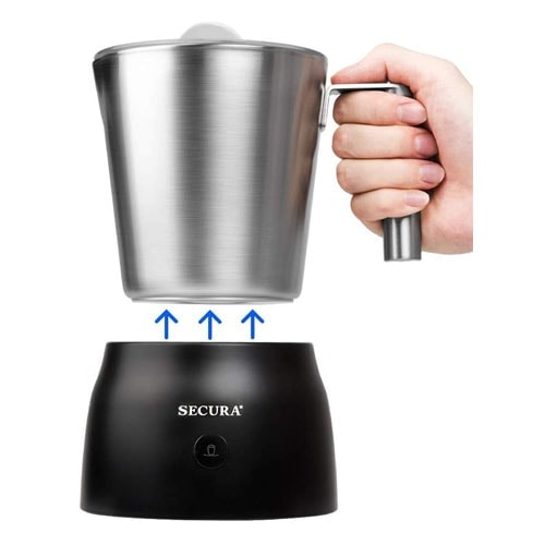 Secura Electric Automatic Milk Frother Machine