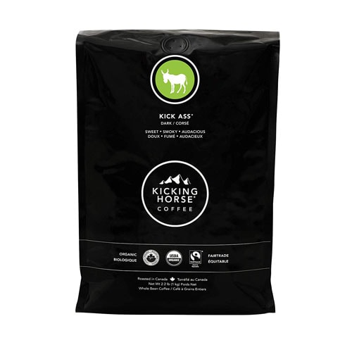 Kicking Horse Coffee, Kick Ass, Dark Roast